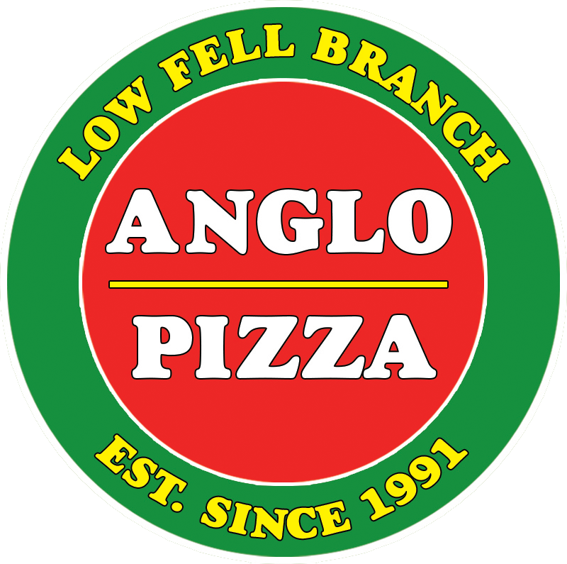 Anglo Pizza Logo